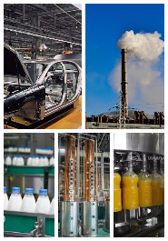 energy efficient process in industries